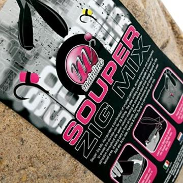 Mainline Souper Zig Mix - 4 kg - etetőanyag Zig horgászathoz