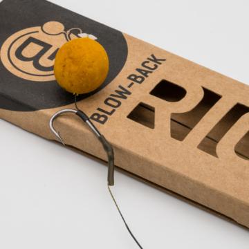 BG Blow Back Rig - Bujáki Géza által készített klasszikus Blow-Back horogelőke