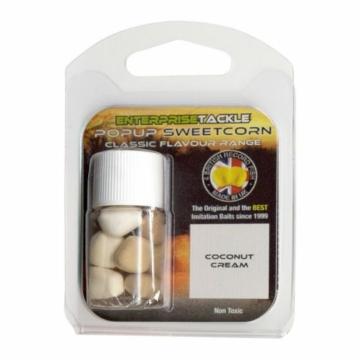 Enterprise Tackle Classic Corn Coconut Cream - ízesített gumikukorica