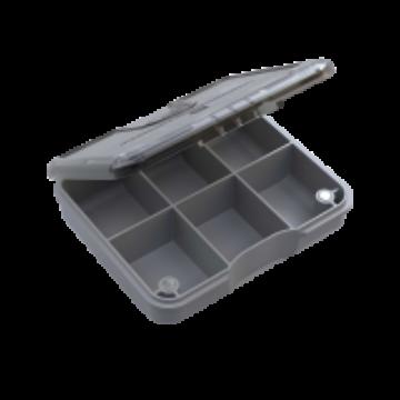 Guru Tackle Feeder Box Accessory Box, 6 Compartments - aprócikk tartó doboz (6 rekesz)
