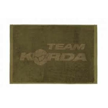 Korda Team Hand Towel - kéztörlő , törölköző