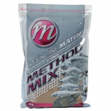 Mainline Match Fine Method Mix - 1kg method etetőanyag keverék