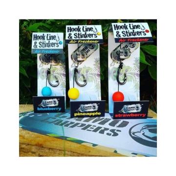 Camo Carpers Hook Line & Stinkers - autó légfrissítő