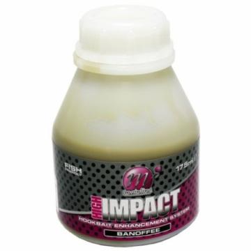 """Mainline High Impact Dip Banoffee - folyékony dip banán és """"Toffee"""" ízesítéssel"""