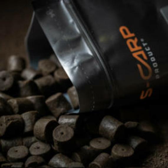 S-Carp Product Ultramix Pellet + Robin Red - pellet keverék 1 kg