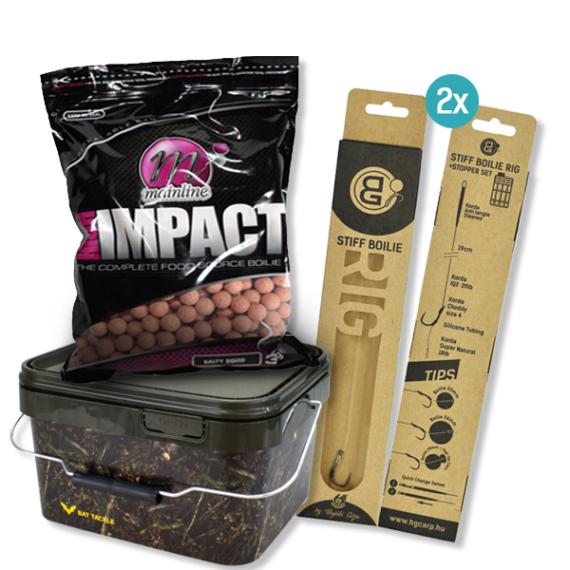 BG Carp Stiff Boilie csomag