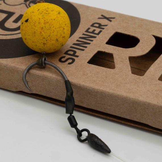 BG Spinner X Rig - Bujáki Géza által készített Spinner előke balanszírozott csalikhoz