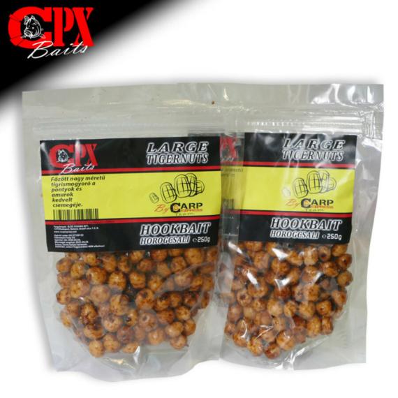 CPX Baits Főtt tigrismogyoró - LARGE 250 gramm