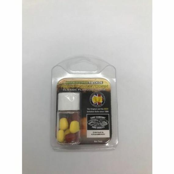 Enterprise Tackle Classic Corn Caviar & Cranberry - ízesített gumikukorica