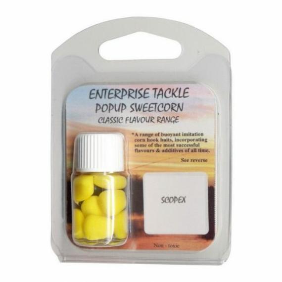 Enterprise Tackle Classic Corn Scopex - ízessített gumikukorica