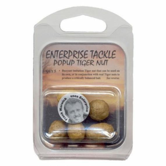 Enterprise Tackle Pop-Up Tiger Nut - tigrismogyoró ízesítésű pop-up