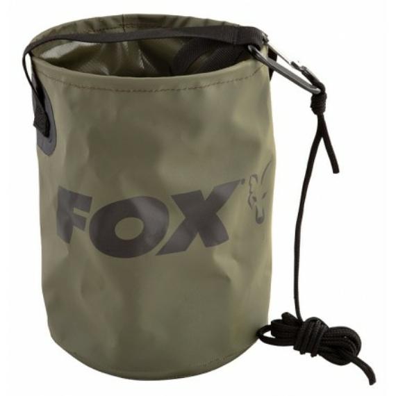 Fox Collapsible Water Bucket - 4,5 literes vizes edény