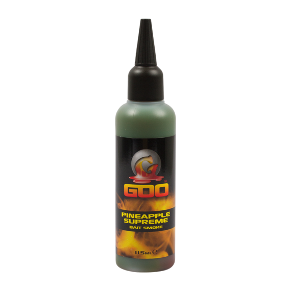 Korda - Kiana Carp Pineapple Supreme Bait Smoke Goo Liquid - folyékony attraktor (ananász)