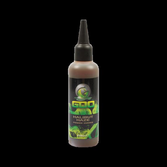 Korda - Kiana Carp Halibut Haze Power Smoke Goo Liquid - folyékony attraktor (tengeri laposhal)