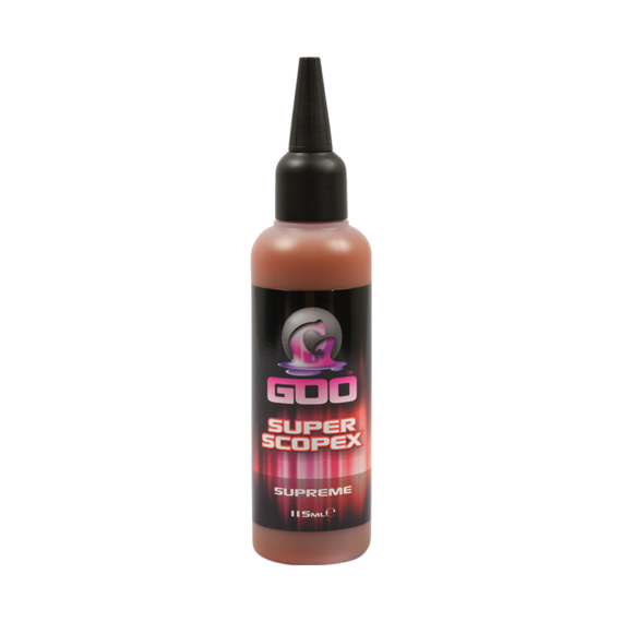 Korda - Kiana Carp Super Scopex Supreme Goo Liquid - folyékony attraktor (scopex)