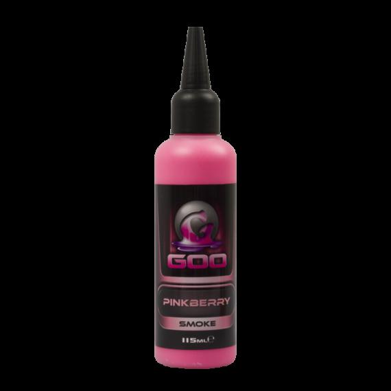 Korda - Kiana Carp Pinkberry Smoke Goo Liquid - folyékony attraktor (citrusfélék)