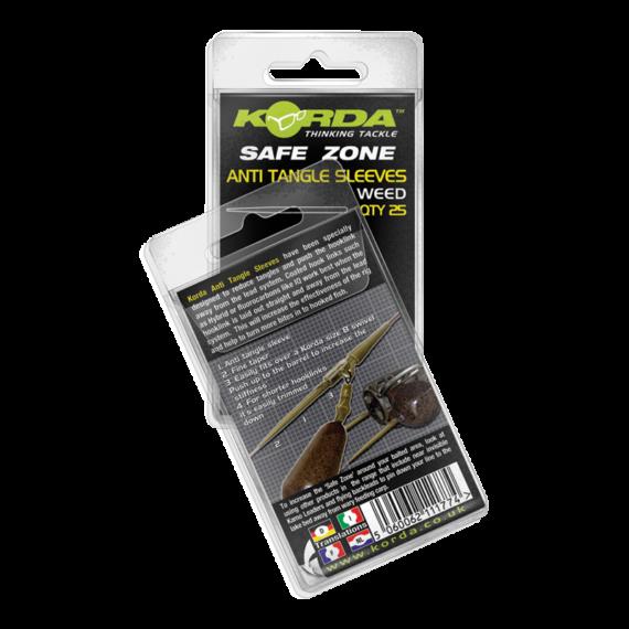 Korda Anti Tangle Hooklink Sleeves - gubancgátló gumicső 4 féle színben