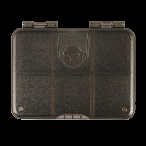 Korda 6 Compartment Mini Box - mini 6 rekeszes szerelékes doboz