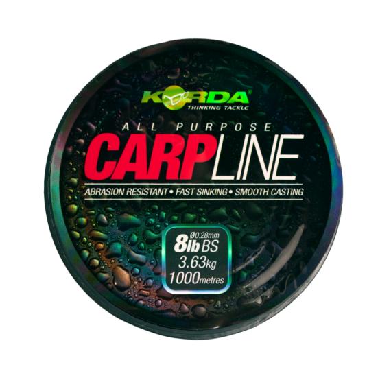 Korda Carp Line - monofil főzsinór 0.30 - 0,40mm ig