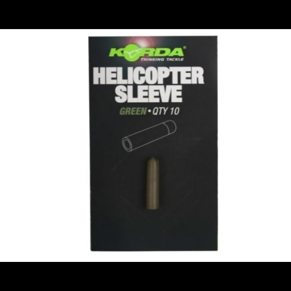 Korda Helicopter Sleeve Green - helikopter gumiütköző