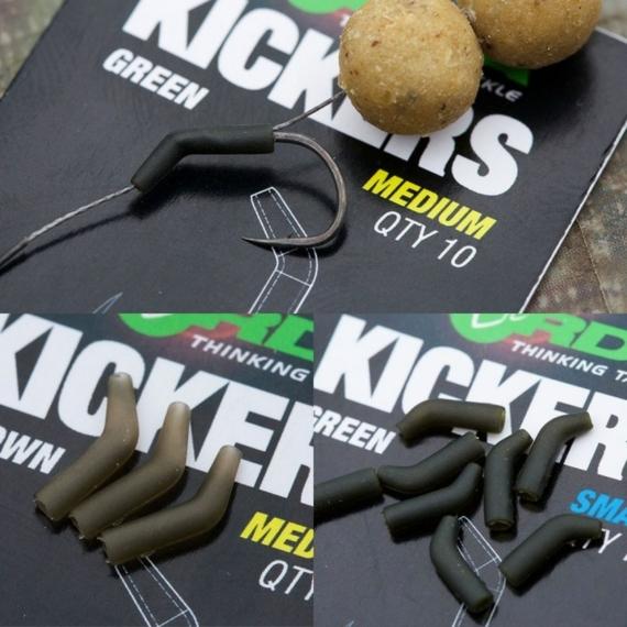 Korda Kickers Green - horogbefordító zöld M-es és L-es méret