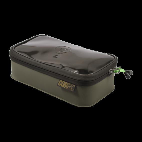 Korda Compac 125  - vízhatlan szerelékes táska olívazöld színben 125-ös méret