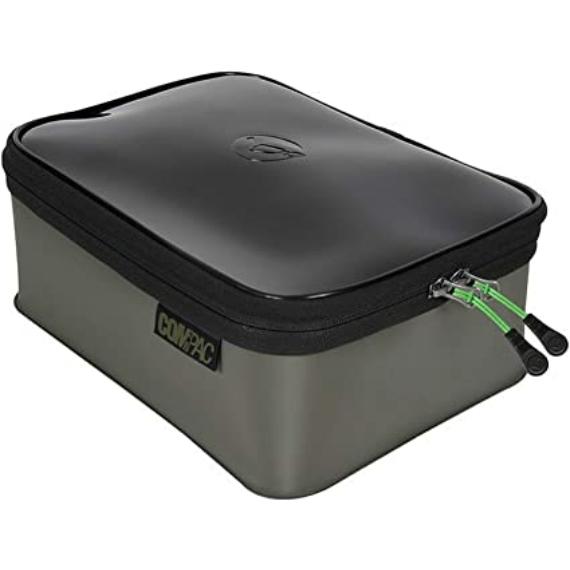 Korda Compac 200  - vízhatlan szerelékes táska olívazöld színben 200-as méret