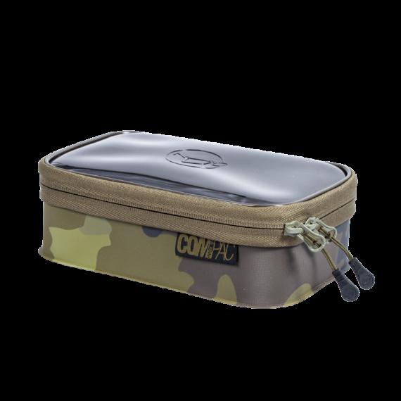 Korda Compac 125 Kamo - vízhatlan szerelékes táska kamo színben 125-ös méret