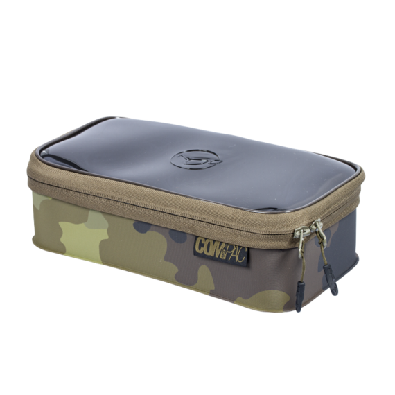 Korda Compac 140 Kamo - vízhatlan szerelékes táska kamo színben 140-es méret
