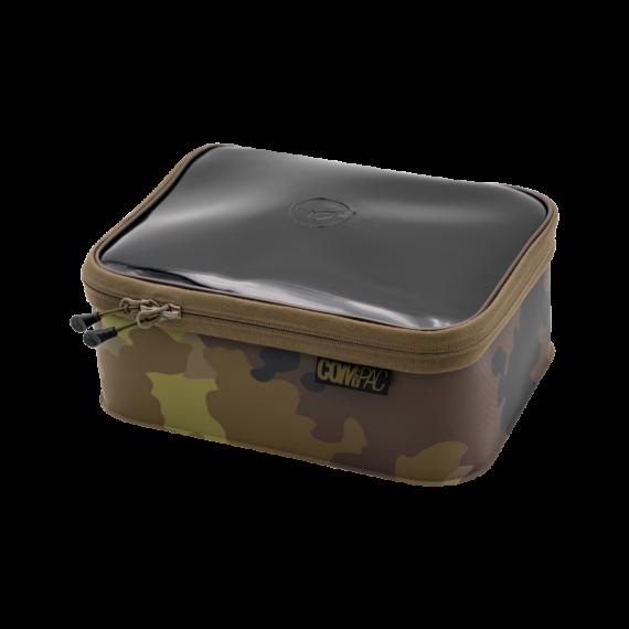 Korda Compac 200 Kamo - vízhatlan szerelékes táska kamo színben 200-as méret