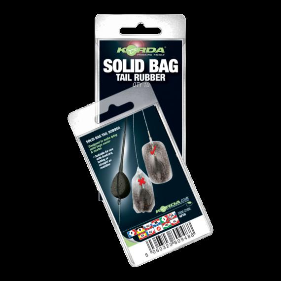 Korda Solid Bag Tailrubber - gumiharang