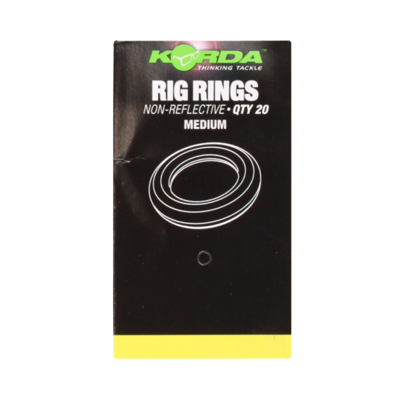 Korda Rig Rings Small - fémkarika M-es méretben