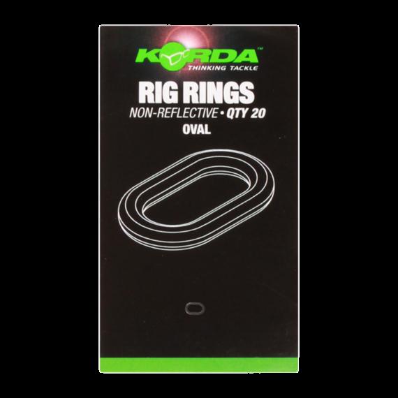 Korda Rig Rings Small - fémkarika S-es méretben
