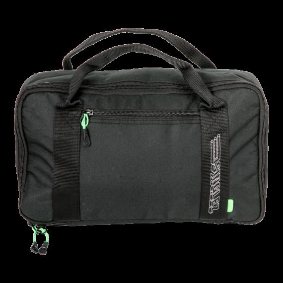 Korda Singlez Bag Black - bottartó táska fekete színben