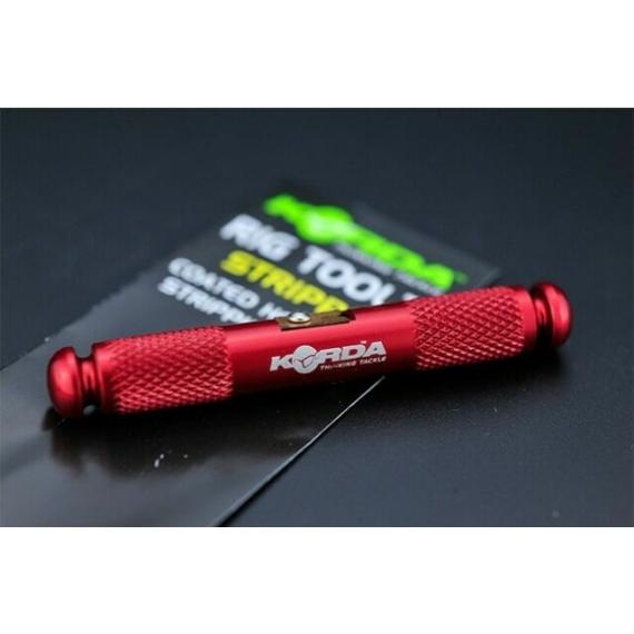 Korda Strippa Tool - minőségi bevonatos zsinórhámozó eszköz