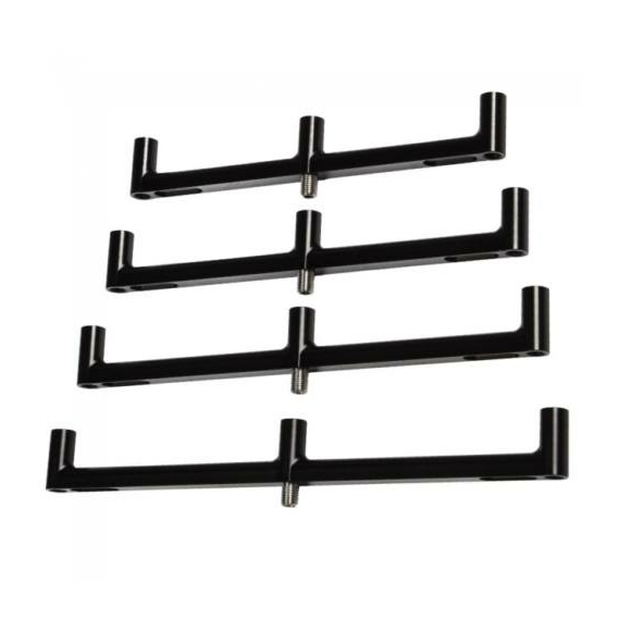 """Korda Black Singlez 3 Botos Buzzbar 9,5"""" - fekete kereszttartó (24,13cm)"""