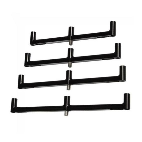 """Korda Black Singlez 3 Botos Buzzbar 8,5"""" - fekete kereszttartó (21,59cm)"""
