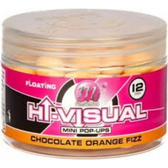 """Mainline  Washed Out Orange - Chocolate Orange Fizz Pop Up - 12mm-es pop up """"narancsos csokoládé"""" ízben"""