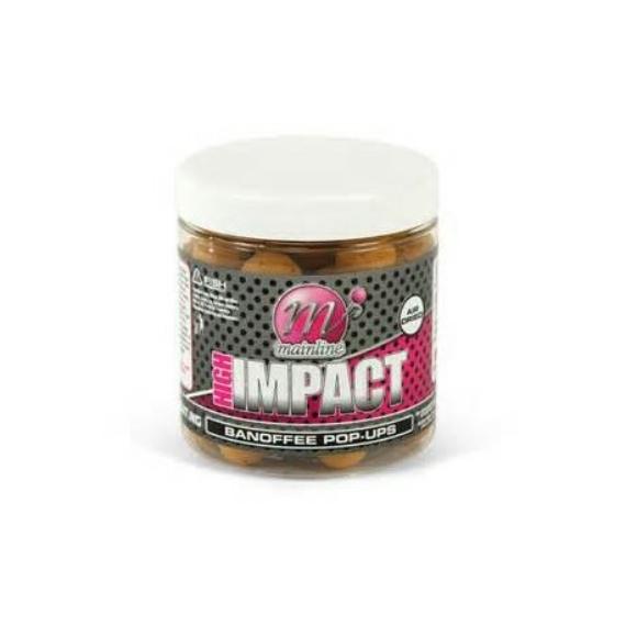 Mainline High Impact Pop-up Banoffee - pop-up bojli 16mm