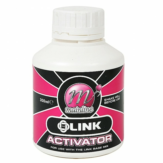 Mainline Addittives Activator The Link - aktivátor The Link bojli mixhez 300ml