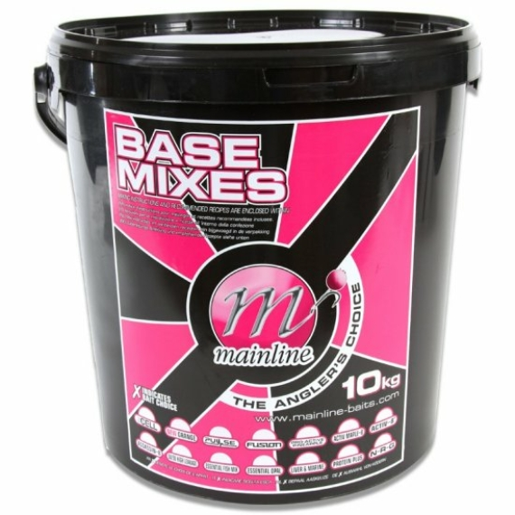 Mainline Base Mixes Hybrid - bojli mix 10 kg