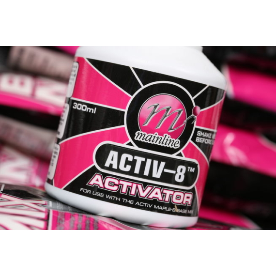 Mainline Additive Activator Activ 8 - aktivátor Activ 8 bojli mixhez 300ml