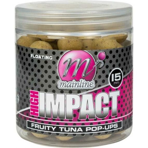 Mainline High Impact Pop-up Fruity Tuna - pop-up bojli 15mm