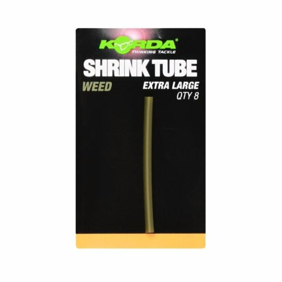 """Korda Shrink Tube XL Weed - zsugorcső XL-es méretben """"növényzet"""" színben"""