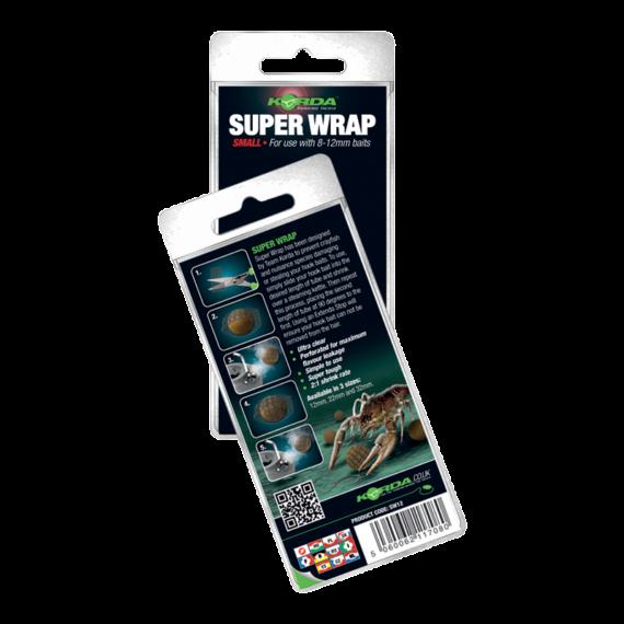 Korda Super Wrap Small - csalivédő fólia 12mm