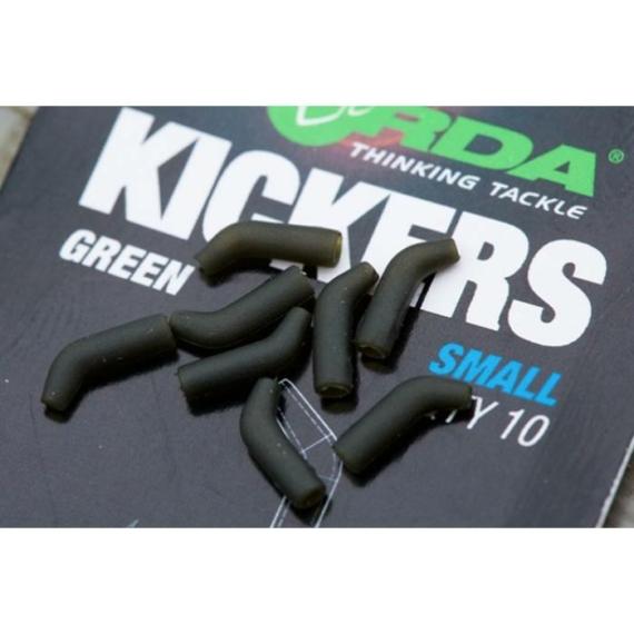 Korda Kickers Green Size L - horogbefordító zöld L-es méret