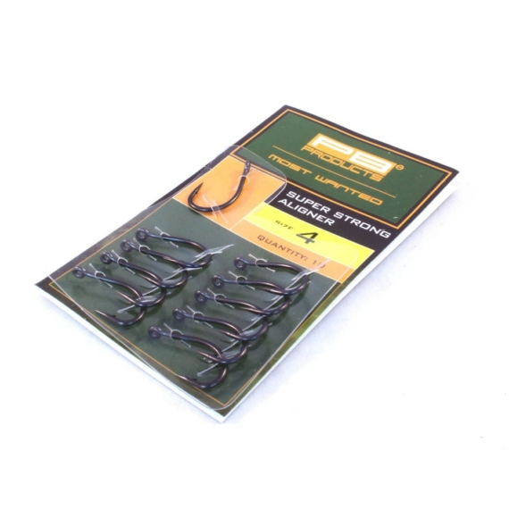 PB Products Super Strong Hook  - horog 4-6 os méret