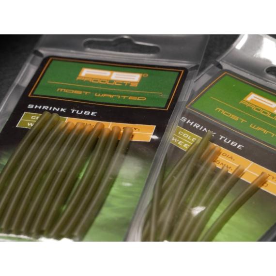 "PB Products Shrink Tube 1.6 ""Weed""- zsugorcső ""növényzet"" színben 1,6mm"