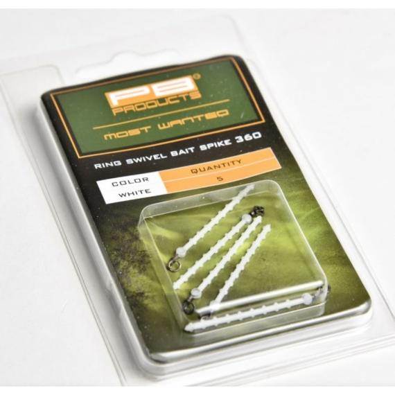 PB Products Ring Swivel Bait Spike 360 - csalirögzítő
