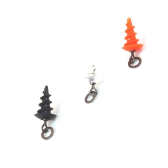 """PB Products 360 Ring Bait Screw """"Red"""" - csalicsavar karikával """"piros"""" színben"""